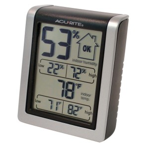 Acurite humidity thermometer