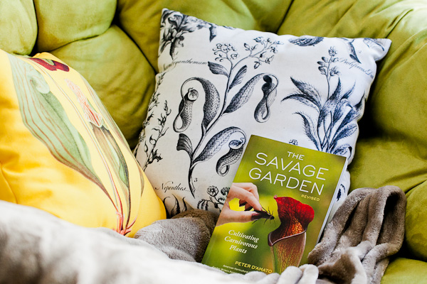 The Savage Garden by Peter D'Amato is an amazing book on carnivorous plants.