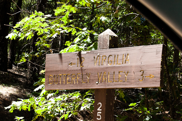 Butterfly Valley Botanical Area